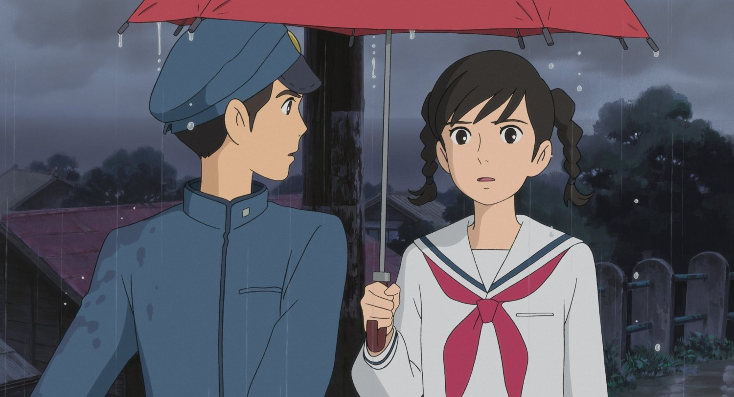 """""""From Up on Poppy Hill"""" (2011)"""